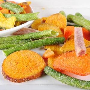 果蔬脆片加工