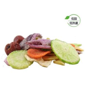 果蔬脆片生产技术
