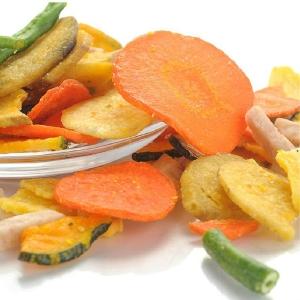 果蔬脆片生产后的吃法