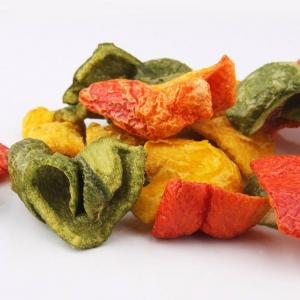 果蔬脆片生产流程