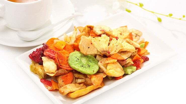 【果蔬脆片生产】同样是零食,果蔬脆片为什么可以脱颖而出